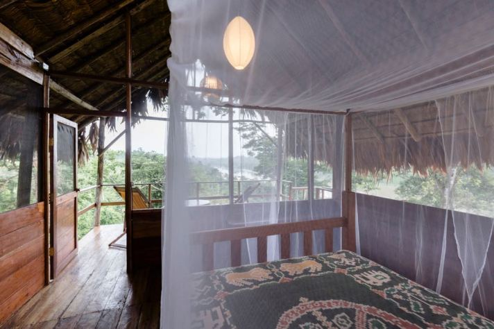 To book a stay at Guacimo River Lodge